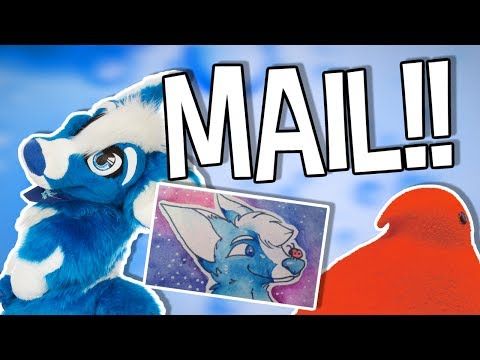 I HAVE MAIL!! [Mail #1]