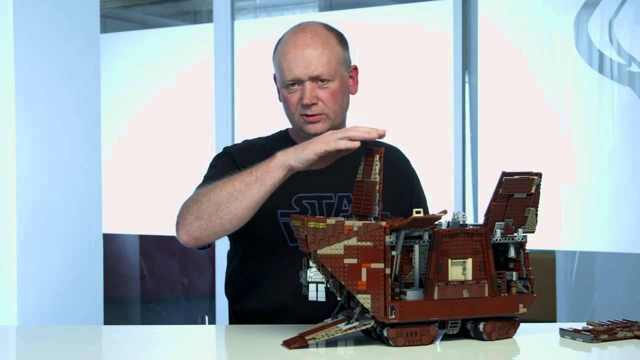 Sandcrawler Lego Star Wars 75059 Designer Video Youtube