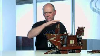 Sandcrawler - LEGO Star Wars - 75059 Designer video