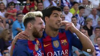 Lionel messi vs leganes (away) (17.09.2016) hd 720p by irammessitv