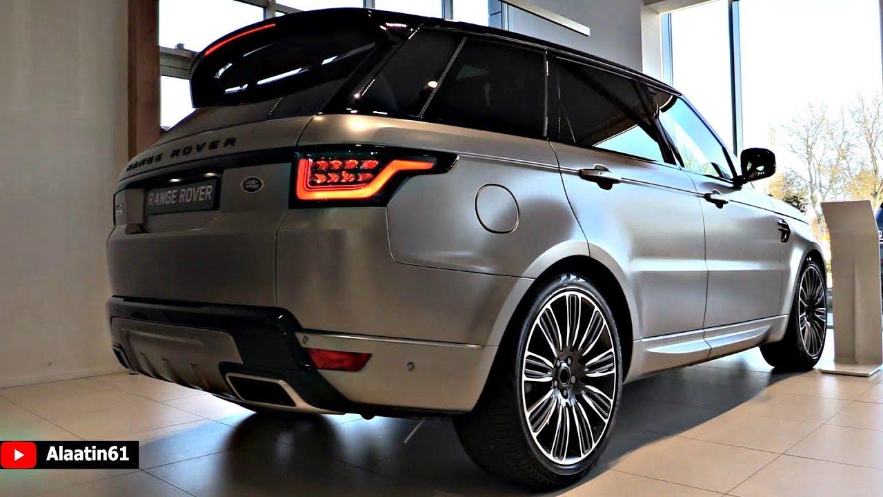 Range Rover Sport SVO 2018 NEW FULL Review Interior ...
