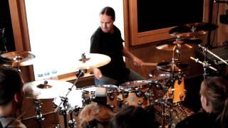 Derek Roddy Solo Performance at Vic's Drum Shop