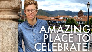 ANDREW'S 15TH BIRTHDAY in CUSCO 🎂 + NEW INTRO : Adventuring Family of 11