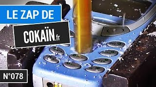 Le Zap de Cokaïn.fr n°078