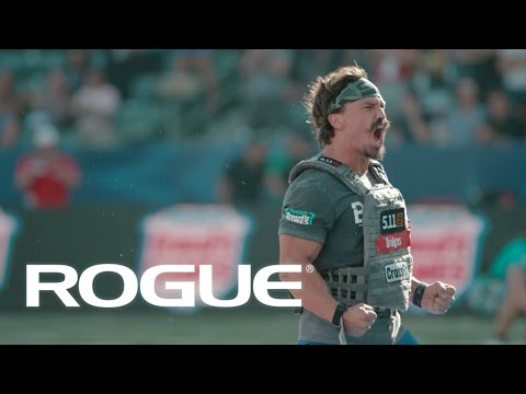 Murph — The 2016 CrossFit Games