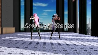 [MMD] Love Me If You Can : TDA Office Ver 2 + DL (HD)