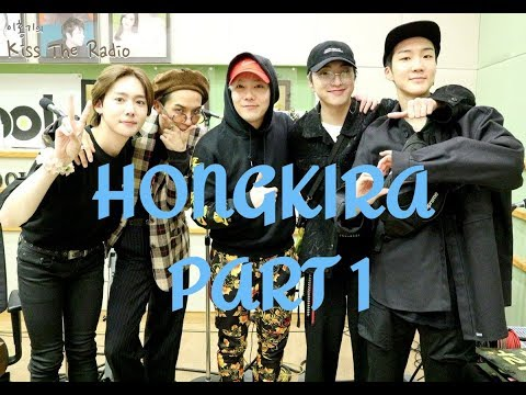 [ENGSUB] 180410 WINNER on HONGKI KISS THE RADIO (HONGKIRA) Part 1