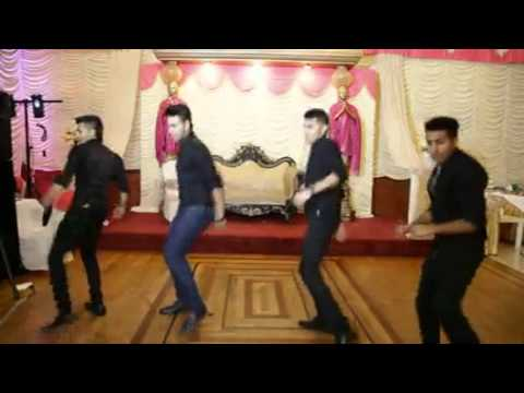 DhoomBros - Another Version Of Mehendi Dance