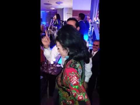 Tongolele baila con Juan Jose Origel