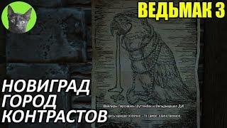 Ведьмак 3 - Интересности - Новиград - город контрастов