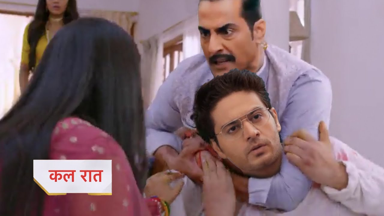 Vanraj Attack on Anuj || Anupamaa || Upcoming twist