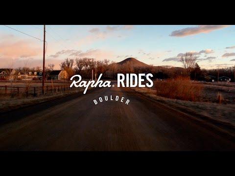 Rapha RIDES Boulder