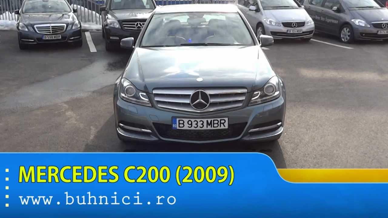 www.buhnici.ro - MERCEDES C200 (2011)