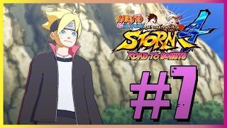 Histoire Du Passé - Naruto Storm 4: Road To Boruto