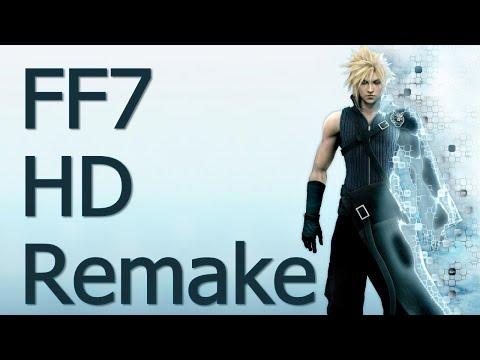 Final Fantasy 7 - Remake/ Re-release HD 2012