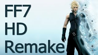 Final Fantasy 7 - Remake/ Re-release HD 2012