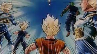 ドラゴンボールZ フリーザ、クウラ、ターレス、スラッグVS悟空達 1993年バージョン