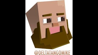 Minecraft Digital Illustration for Microsoft