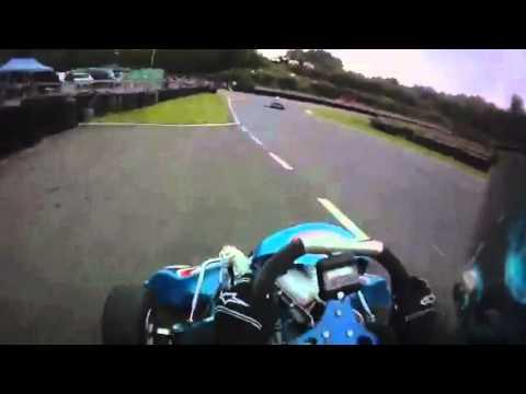 Jonny Goddard, Easykart, Camberley Kart Club