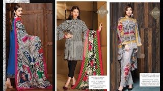 Nishat Linen Winter Dresses Collection 2017- 2018