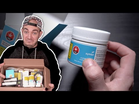 Unboxing 30 G's of LEGAL Canadian Cannabis   Weed Legalization Documentary Part #2