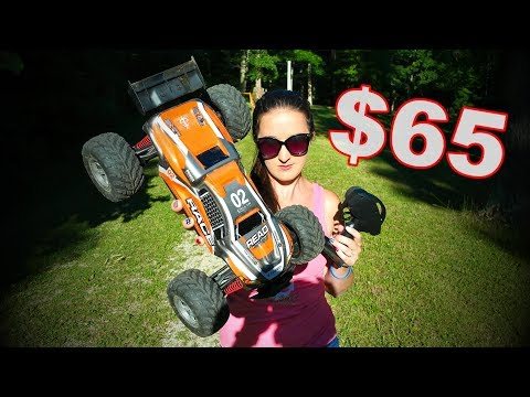 AWESOME MUST HAVE RC TRUCK $65 - Feiyue FY-10 -  4WD 1/12 Scale! - TheRcSaylors