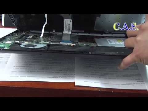 видео: Ноутбук asus 553m - Не заряжается и не включается (От КАС)
