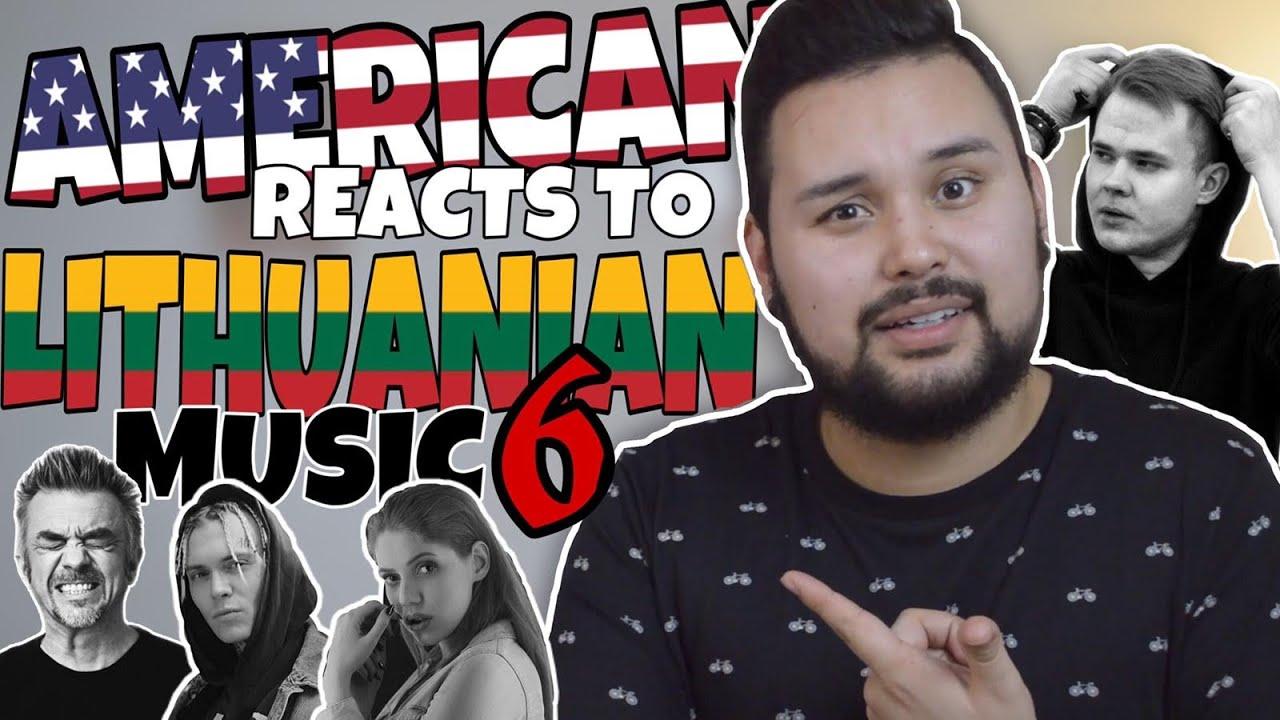 Lithuanian Music 6 REACTION