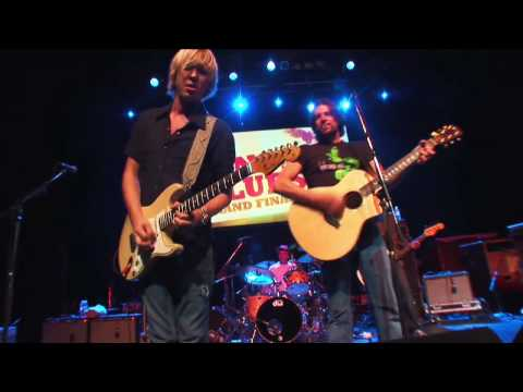 Kenny Wayne Shepherd Blue on Black  At Guitar Centers King of the Blues