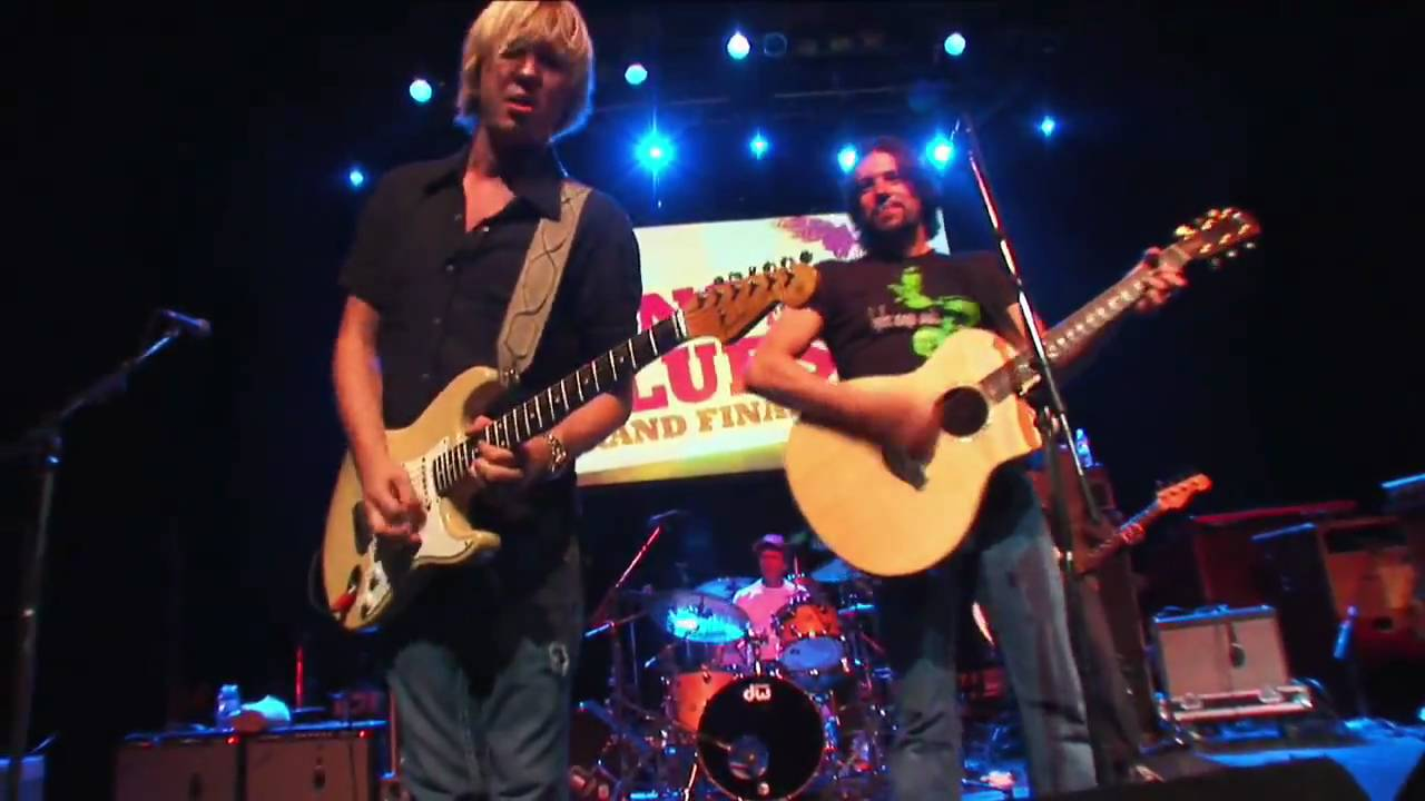 kenny wayne shepherd blue on black live at guitar centers king of the blues youtube