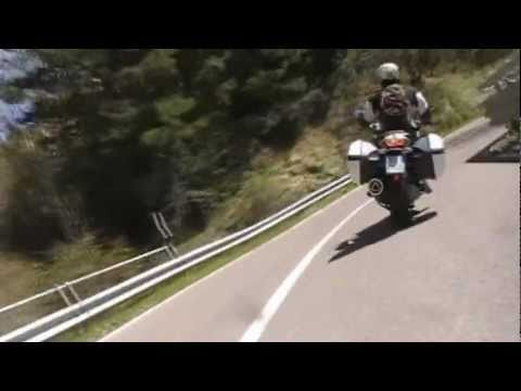 2011 Moto Guzzi Norge GT8V Ultimate review and onboard