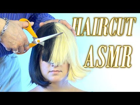 ASMR Haircut Role Play | Real Person | No Talking