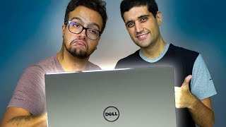 O Notebook do CAMPEÃO- Unboxing Dell Inspiron 14 7000 Ultrafino