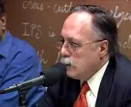 José Pertierra, Conference on the Posada Carriles Case, 14 junio 2007 (2 of 6)