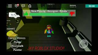 WATCH ME WHIP | Roblox : dance party |