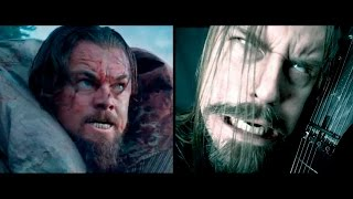 Repeat youtube video The Revenant with Meshuggah Face