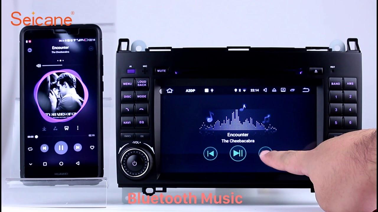 7 inch HD Touch Screen Radio 2004-2012 Mercedes Benz B Class W245 DVD GPS  Navi Player Stereo Upgrade