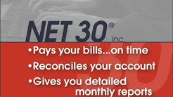 NET 30 Bookkeeping and Bill Paying Service