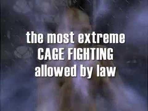 Caged Rage Tulsa Expo Square