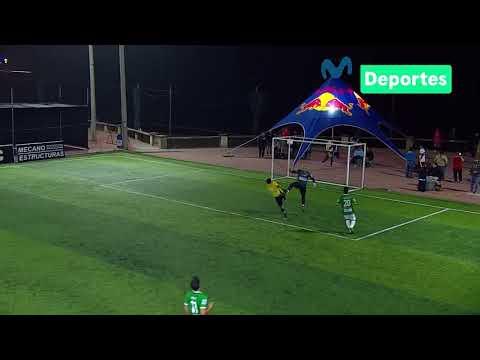 #FUT7 Súper Liga fecha 2: Real Club vs. Limatambo