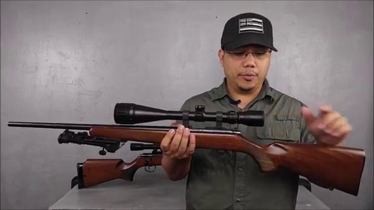 Before You Buy An Anschutz 64 MPR Watch This Video CZ American 455 Shootout