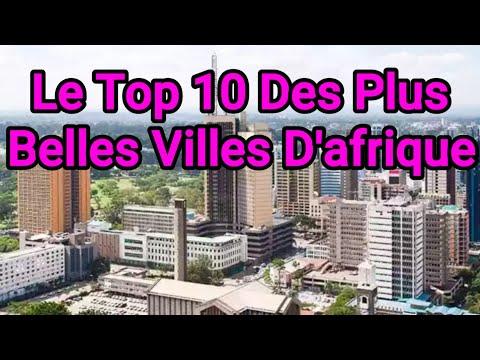 Top 10 Des Plus Belles Villes D'afrique