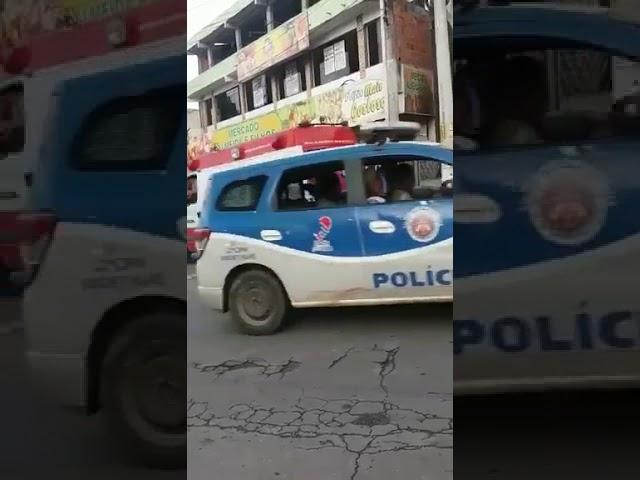 SIMÕES FILHO: SAMU socorre vítima de acidente no Cia II