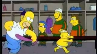 The Simpsons - Uter ist voll mit Schoki