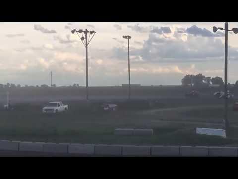 I-76 Speedway Modified Heat Race