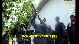 Senior Officer Admits Png Police Lack Knowledge On Guns