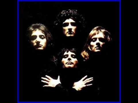 Queen - Bicycle Race + Lyrics