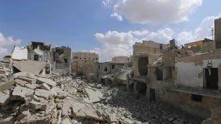 الوضع الميداني في أحياء حلب الشرقية