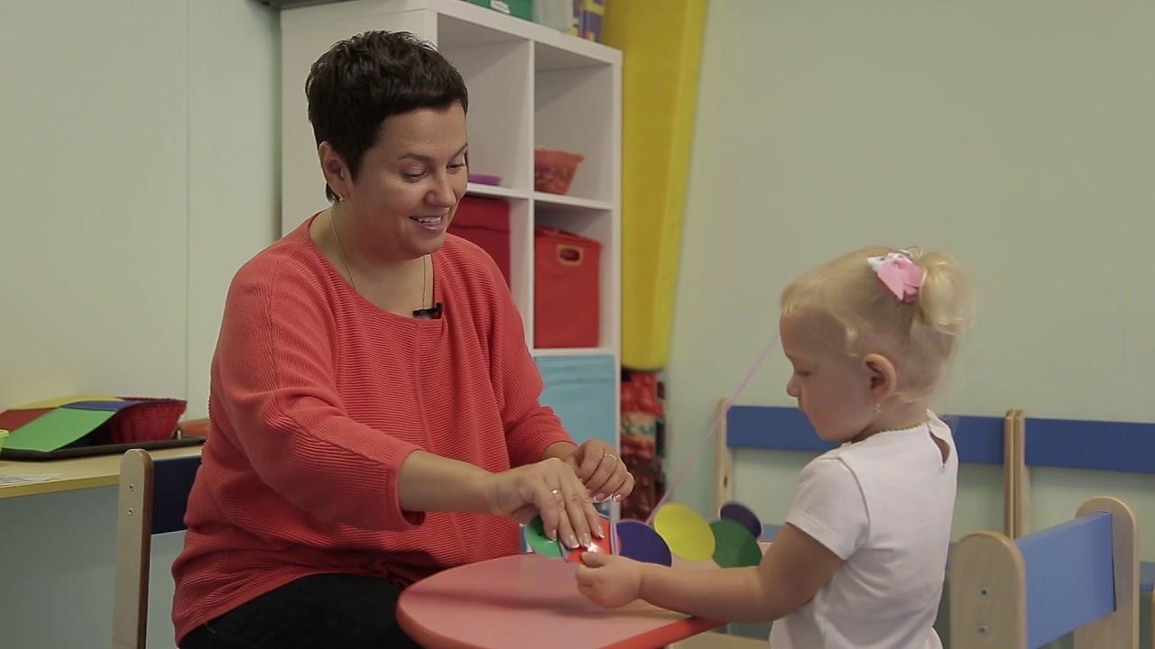 Занятие для детей 2-3 лет №1 | Онлайн детский клуб «Лас-Мамас»