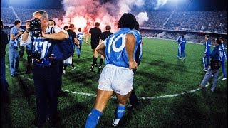 Diego Maradona Is The Greatest Player Of All Time ● Mezmerizing Goals (HD)